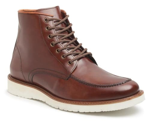 G.H. Bass & Co. Men's Venture Lace Up Boots for $39 + free shipping w/ $50