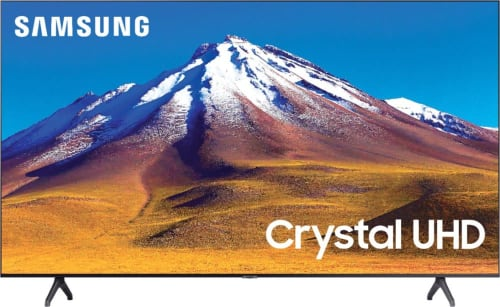 """Samsung 70"""" Class 6 Series LED 4K HDR UHD Smart Tizen TV for $530 + free shipping"""