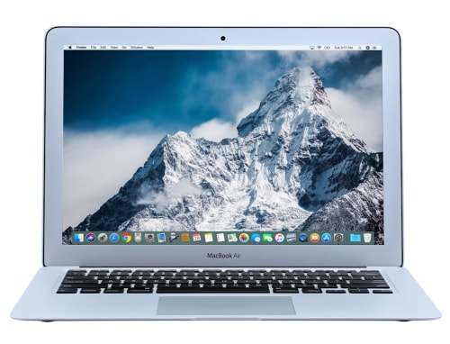 """Certified Refurb Apple MacBook Air i7 13.3"""" Laptop for $499 + free shipping"""