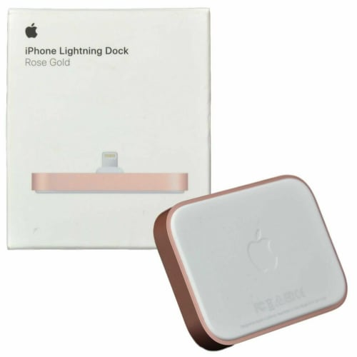 Apple iPhone Lightning Dock for $17 + free shipping
