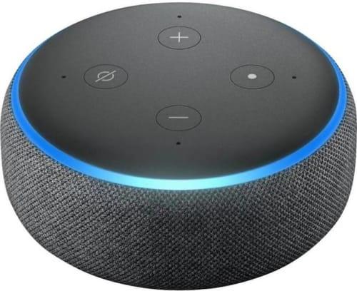 3rd-Gen. Amazon Echo Dot for $19 + free shipping w/ $45
