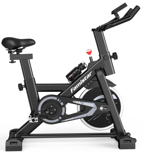 Famistar Exercise Bike with LCD Display for $240 + free shipping
