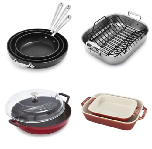 Sur La Table Cookware Event: Big discounts on All-Clad, Le Creuset, more + free shipping w/ $75