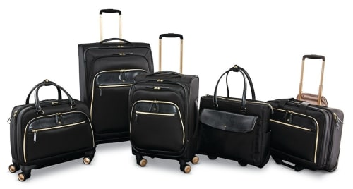 Samsonite Mobile Solution Softside Luggage Collection: 60% off + free shipping
