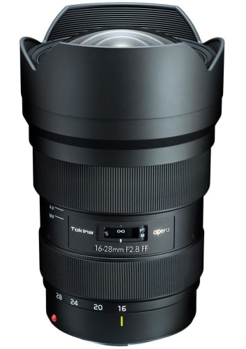 Tokina Opera 16-28mm F/2.8 FX Zoom Lens for $529 + free shipping
