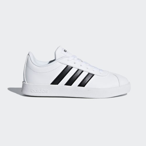 adidas Kids' Originals VL Court 2.0 Shoes for $17 in cart + free shipping