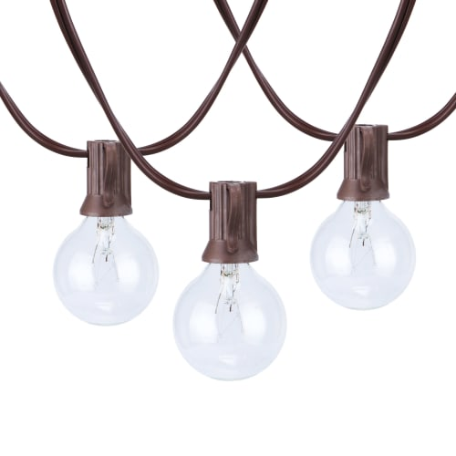 BH&G 18.7-Ft. String Globe Lights for $10 + free shipping w/ $35