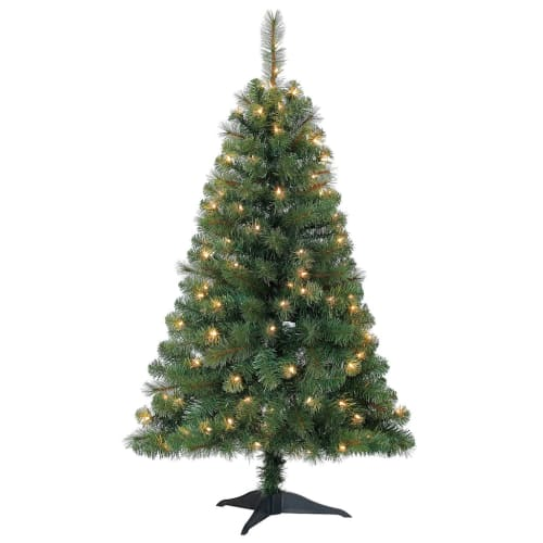 Christmas Trees at Michaels: Up to 50% off + free shipping w/ $59