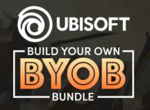 Ubisoft Build Your Own Bundle Sale at Humble Bundle: up to 85% off 3+ titles
