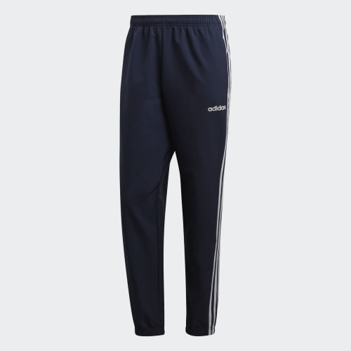 adidas Essentials Men's 3-Stripes Wind Pants for $16 in cart + free shipping
