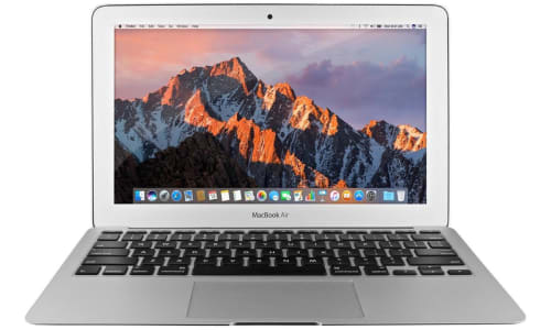 """Refurb Apple MacBook Air Broadwell i5 11.6"""" Laptop (2015) for $330 + free shipping"""