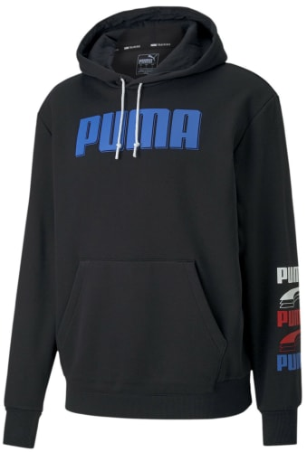 PUMA Men's Rebel Bold Hoodie for $20 + free shipping