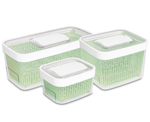 OXO Good Grips GreenSaver Produce Keepers from $10 + free shipping w/ $25