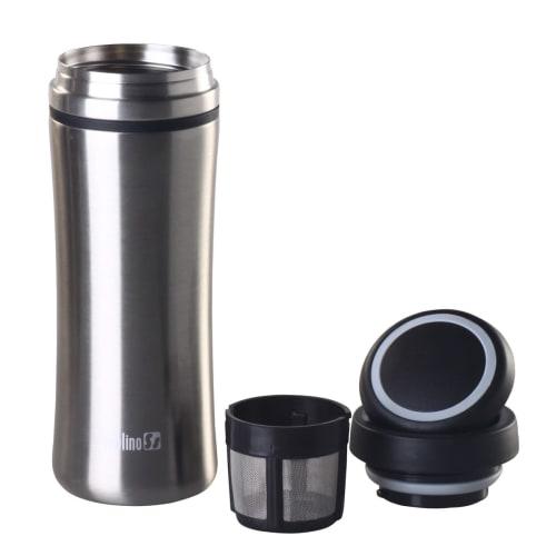 Timolino Vacuum Travel Mug for $9 + free shipping