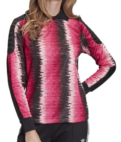 adidas Women's Originals Long-Sleeve T-Shirt for $18 in cart + free shipping