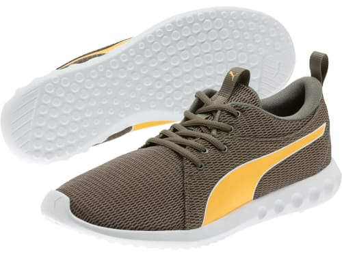 PUMA Men's Carson 2 New Core Running Shoes for $30 + free shipping