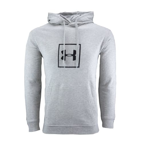 Under Armour Men's Rival Fleece Logo Hoodie for $40 for 2 + $5.95 s&h