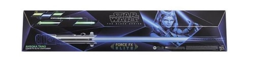 Star Wars: The Clone Wars Ahsoka Tano The Black Series Force FX Elite Lightsaber: Pre-Order for $191 + free shipping