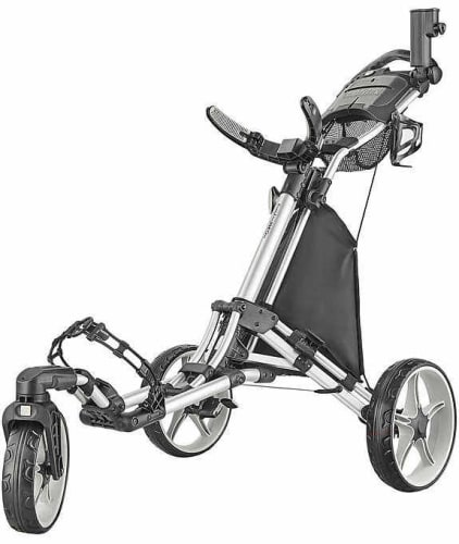 CaddyTek 3-wheel Golf Cart for $110 for members + free shipping