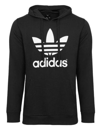 adidas Men's Trefoil Fleece Hoodie for $50 for 2 + free shipping