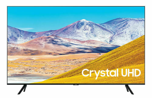"Samsung TU8000 55"" 4K HDR LED UHD Smart TV for $438 + free shipping"