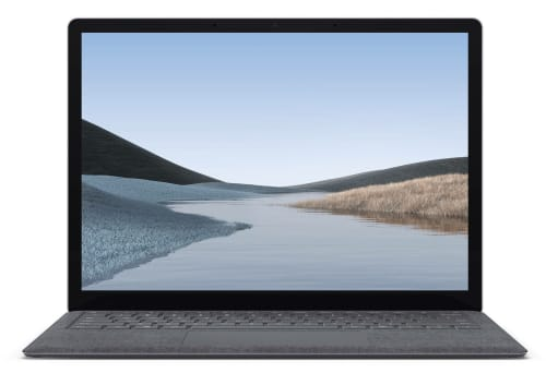 "Microsoft Surface 3 Ice Lake i5 13.5"" Touch Laptop for $899 + free shipping"