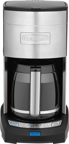 Cuisinart 12-Cup Coffee Maker with Water Filtration for $60 in-cart + free shipping
