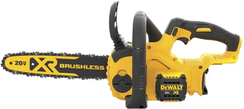 """DeWalt 20V Max 12"""" Compact Cordless Chainsaw (No Battery) for $131 in cart + free shipping"""