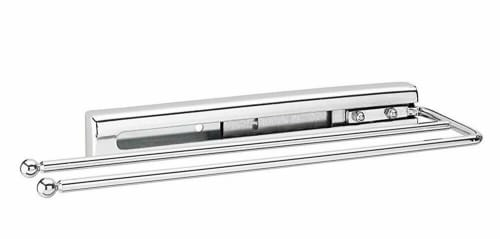 Rev-A-Shelf Pull-Out Towel Bar for $19 + free shipping
