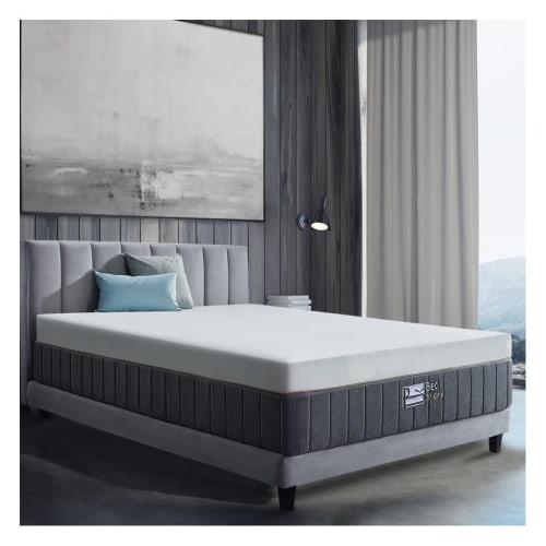 """BedStory 12"""" Gel Memory Foam Mattress from $173 + free shipping"""