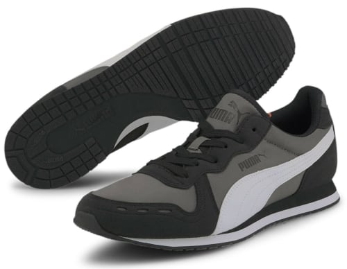 PUMA Men's Cabana Run Sneakers for $35 + free shipping