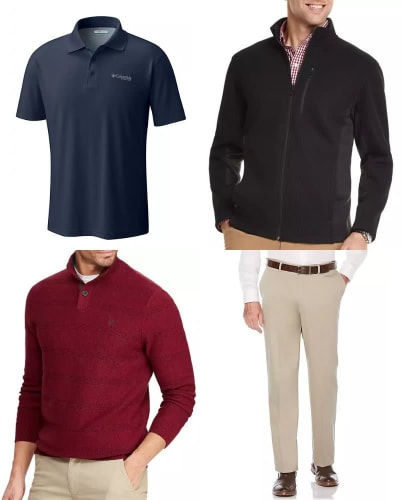 Men's Clearance Sale at Belk: Up to 80% off + extra 10% off w/ pickup