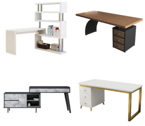 Computer and Home Office Desks at Homary: Up to 30% off + free shipping