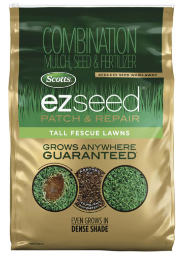 Scotts EZ Seed Patch and Repair 20-lb Fescue Lawn Repair Mix for $40 for Ace Reward members + pickup