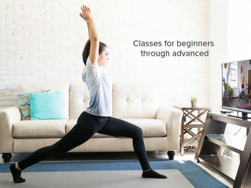 YogaDownload Unlimited 1-Year Subscription for $25