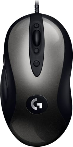 Logitech G MX518 Wired Optical Gaming Mouse for $20 + free shipping w/ $35