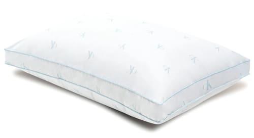 Calvin Klein Monogram Logo Extra Firm Standard Pillow for $8 + free shipping w/ $25