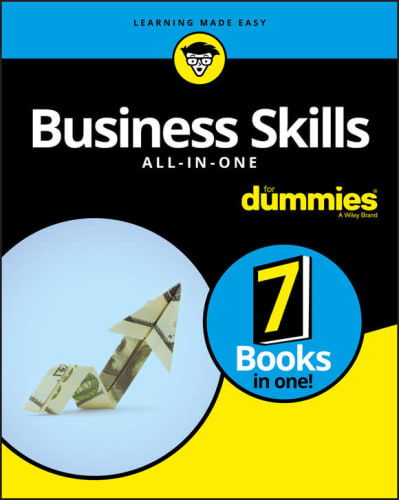 Business Skills All-In-One For Dummies eBook for free
