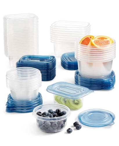 Art & Cook 100-Piece Food Storage Set for $15 + free shipping w/ $25