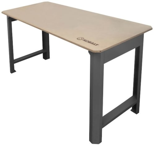 "Kobalt 72"" Wood Work Bench for $199 + pickup at Lowe's"