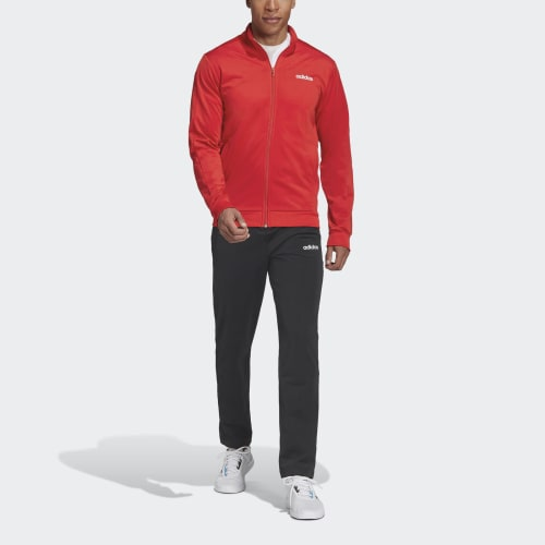 adidas Men's Essentials Basics Track Suit from $24 in cart + free shipping