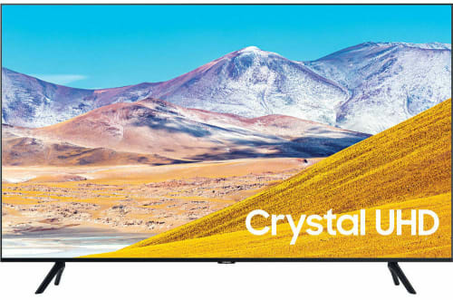 "Samsung Crystal 43"" 4K HDR LED UHD Smart TV for $296 + free shipping"
