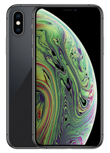 Used Unlocked Apple iPhone XS 64GB 4G LTE Smartphone for $332 + free shipping