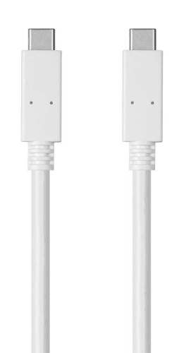 Monoprice Essentials 6.6-Foot USB-C to USB-C 3.1 Cable for $3 + free shipping