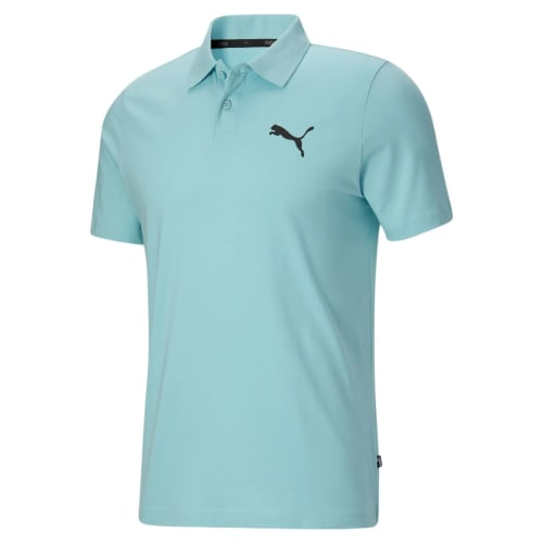 PUMA Men's Essentials Jersey Polo for $10 + free shipping