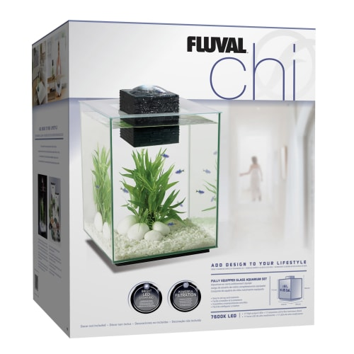 Fluval Chi 5-Gal. Aquarium Kit for $57 via pickup + pickup