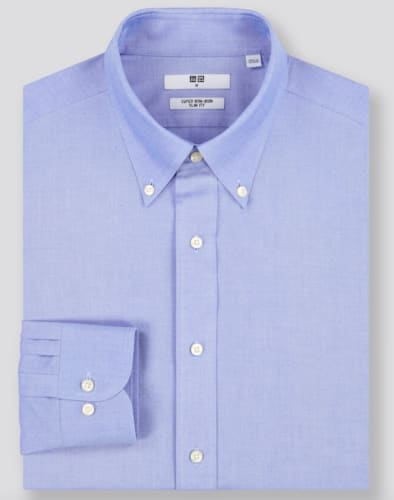 Uniqlo Men's Dress Shirts: Buy 2 or more, get $10 off each + free shipping w/ $99