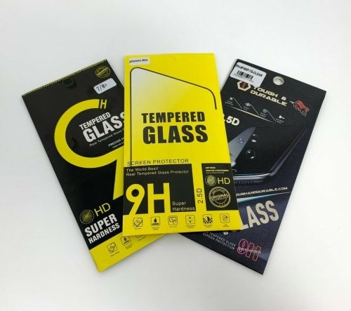 Tempered Glass Screen Protector for iPhone for $1 + free shipping