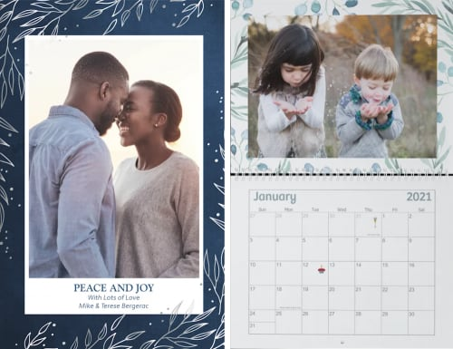 Vistaprint Holiday Cards & Wall Calendars: Up to 50% off
