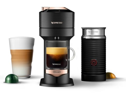 Coffee and Espresso Machines and Accessories at Macy's: 20% to 50% off + Extra 10% to 25% off + free shipping w/ $25
